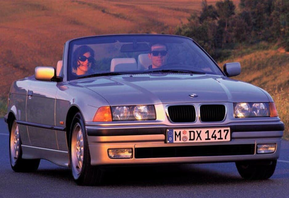 BMW 3-Series Convertible (E36)