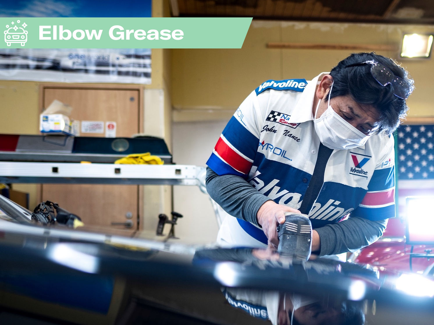 Elbow Grease: You've got a rotary polisher, so now what?