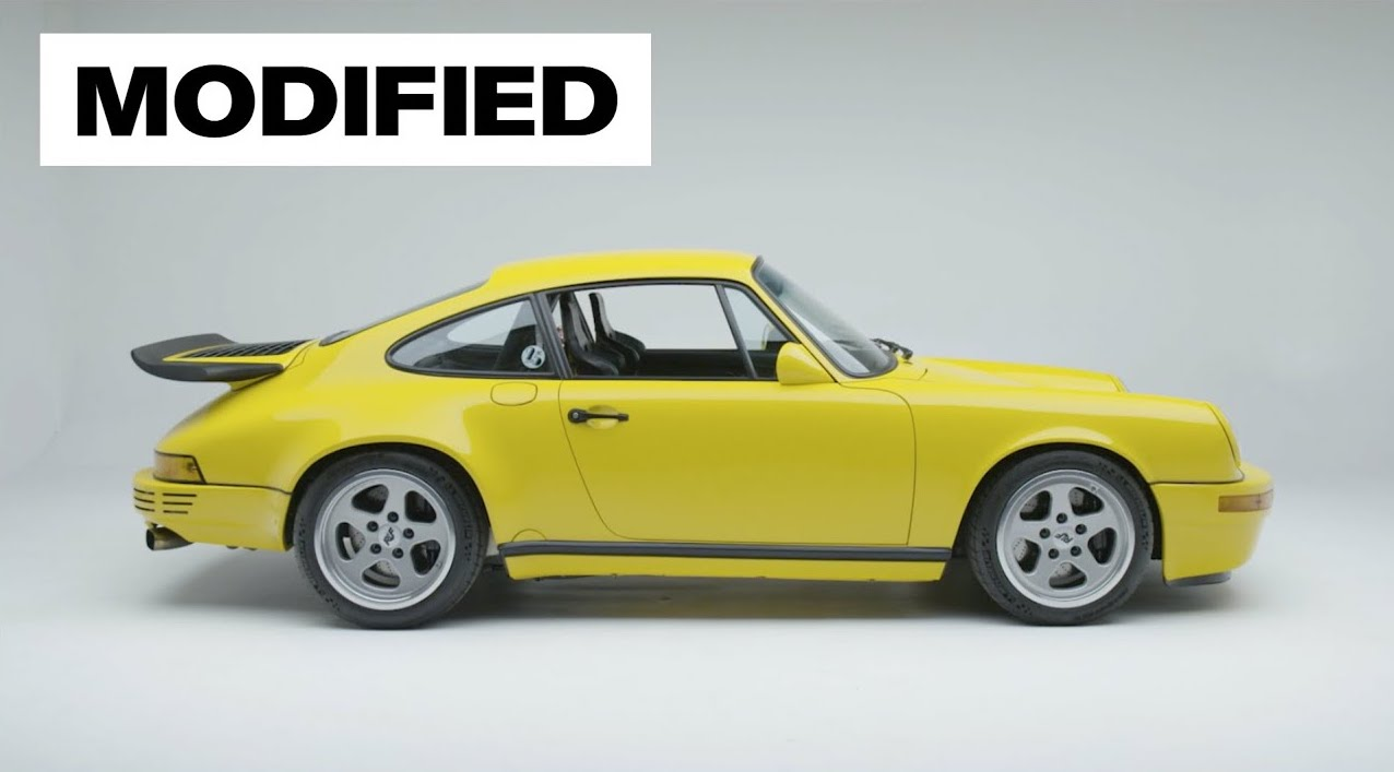 RUF CTR Yellowbird | Modified with Matt Farah