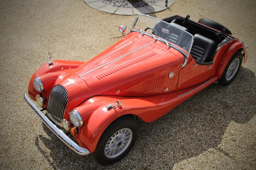 1971 Morgan Plus 8