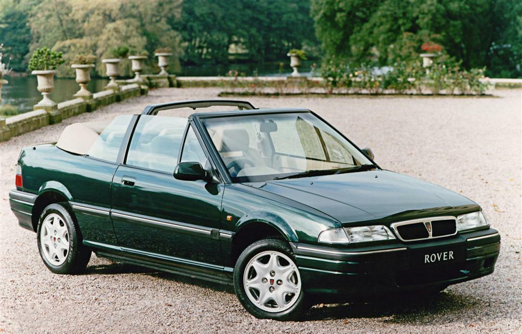 Rover 200 Cabrio