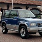 Unexceptional classic cars: Suzuki Vitara
