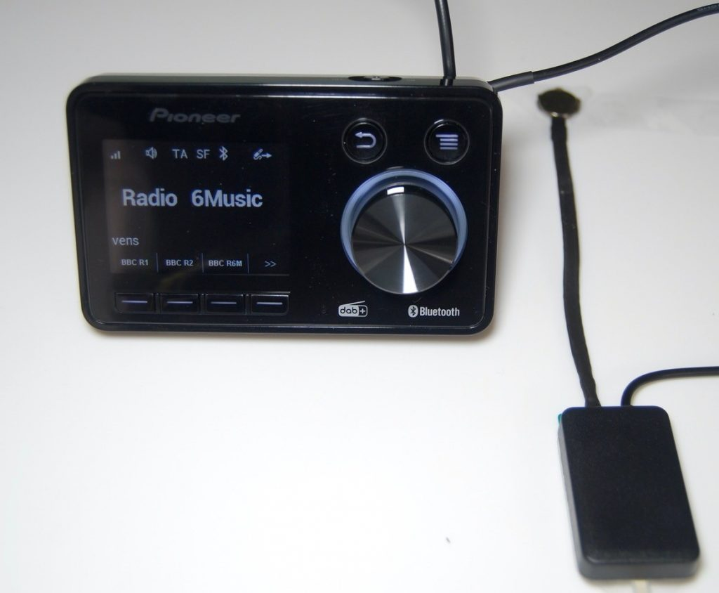 Pioneer SDA-11 reviewed and rated