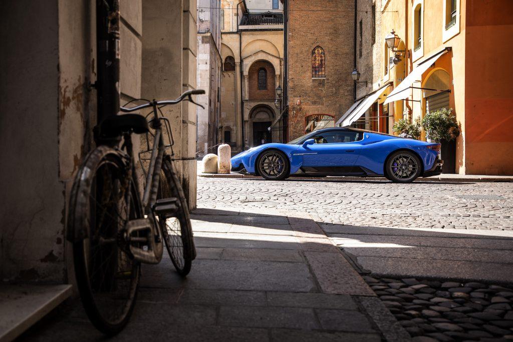 Maserati MC20 review