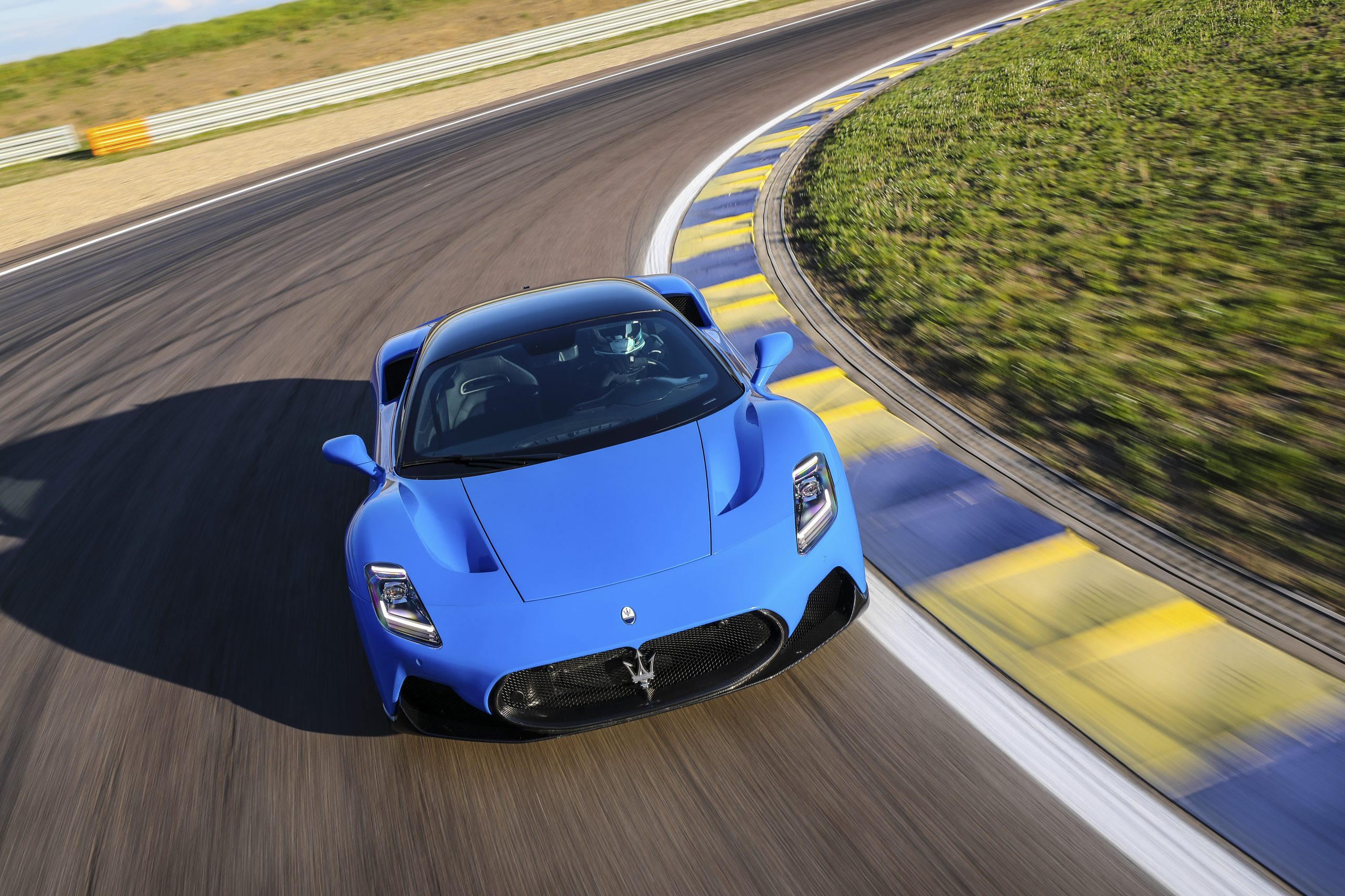 Revenge is sweet: Maserati MC20 review