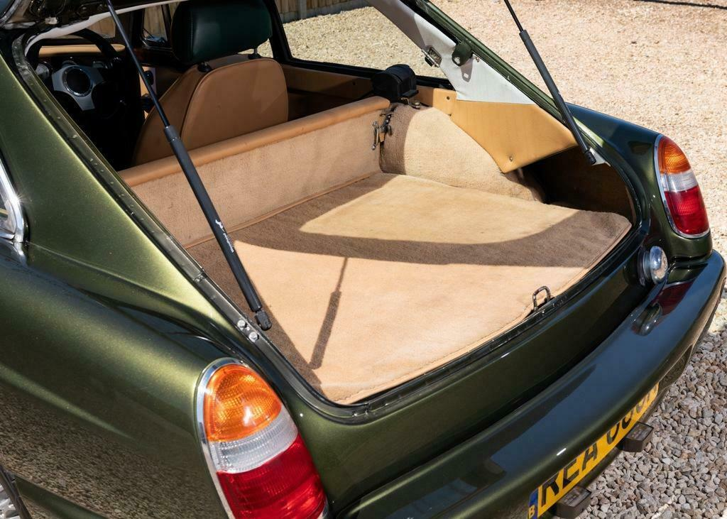 MG RV8 GT recreation
