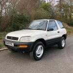 1995 Toyota RAV4 on eBay