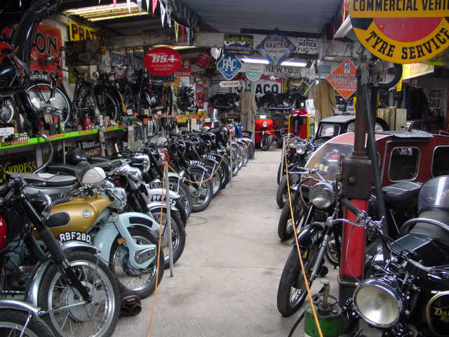 Craven Collection guide to best motor museums