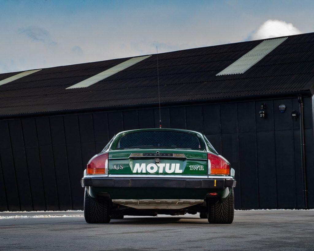 TWR Group A Jaguar XJ-S