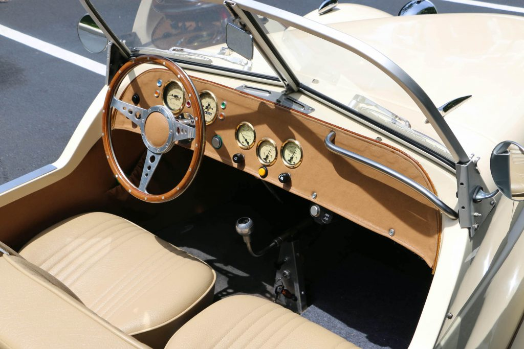 1986 Citroen 2CV Roadster by Burton