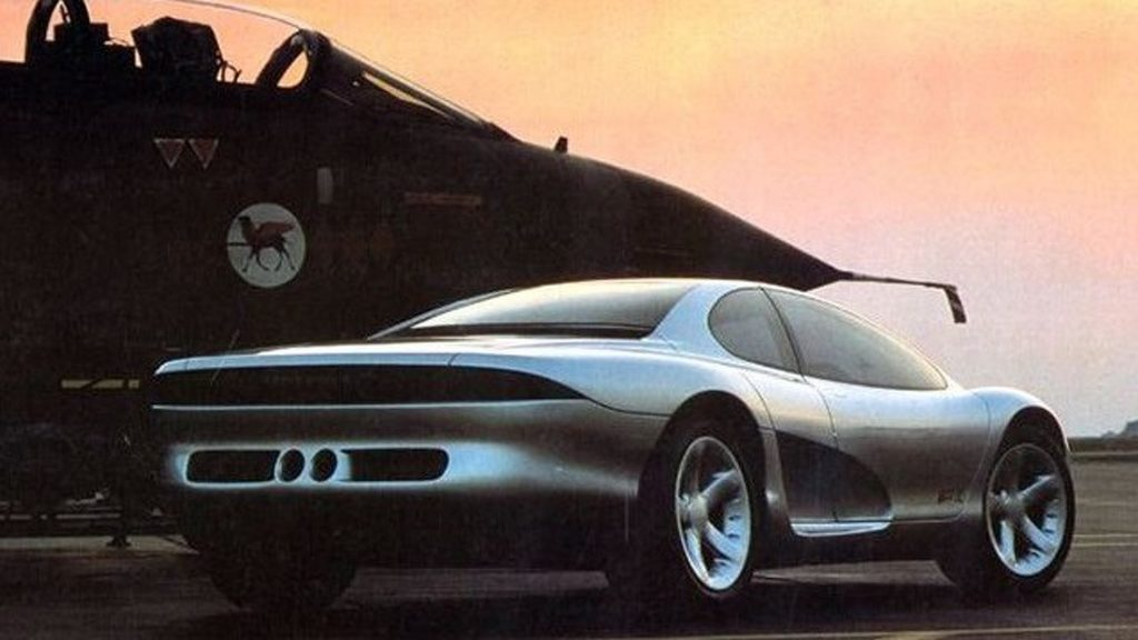 1989 Isuzu 4200R concept car