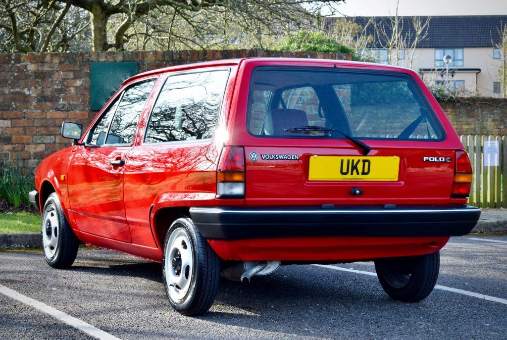 1990 Volkswagen Polo Fox