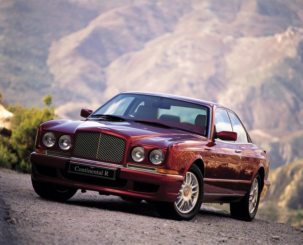 1991 Bentley Continental R