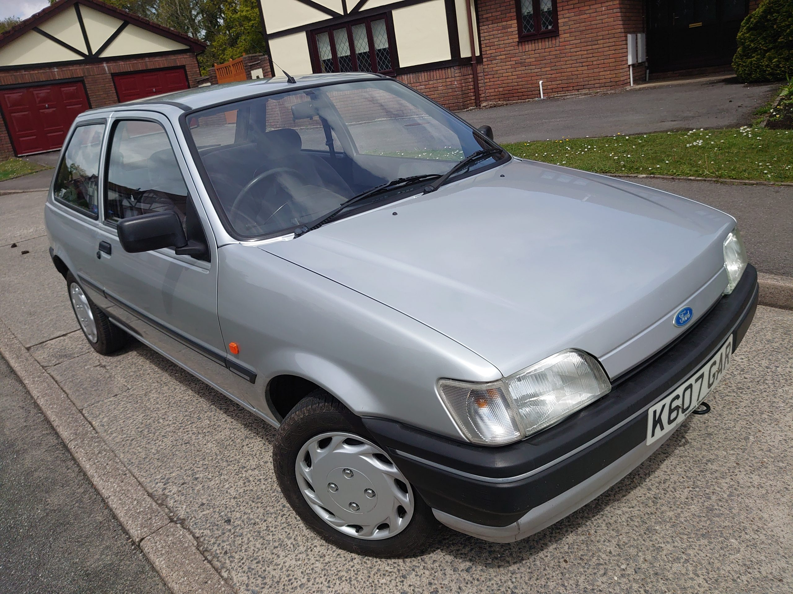 Unexceptional Classifieds: Ford Fiesta 1.3L automatic