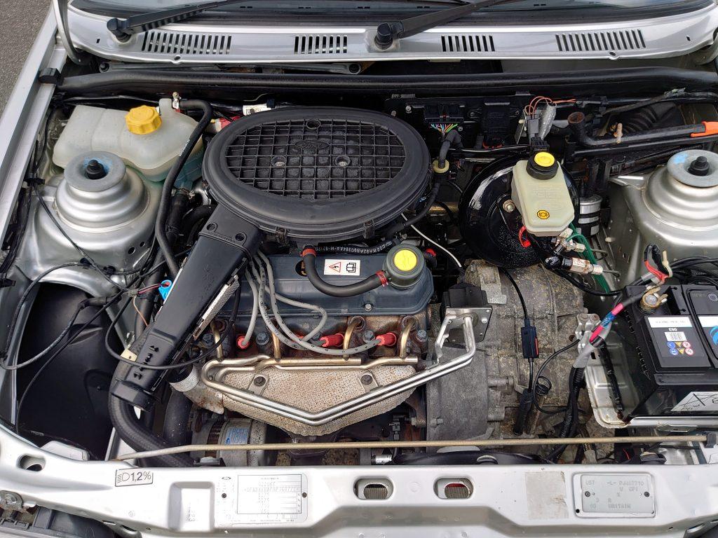 1993 ford fiesta 1.3-litre engine