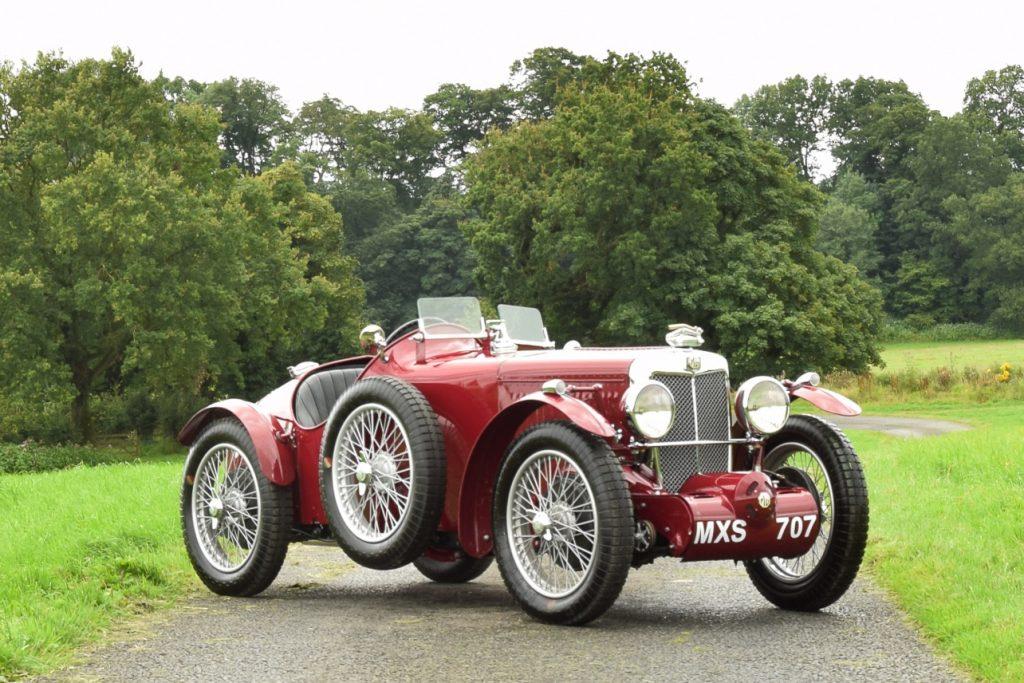 1935 MG PB 'Midget'