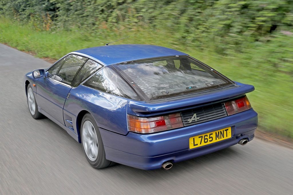 Living with a Renault Alpine A610