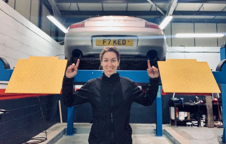 Hannah Gordon: We need more role models to bring young people into the car industry
