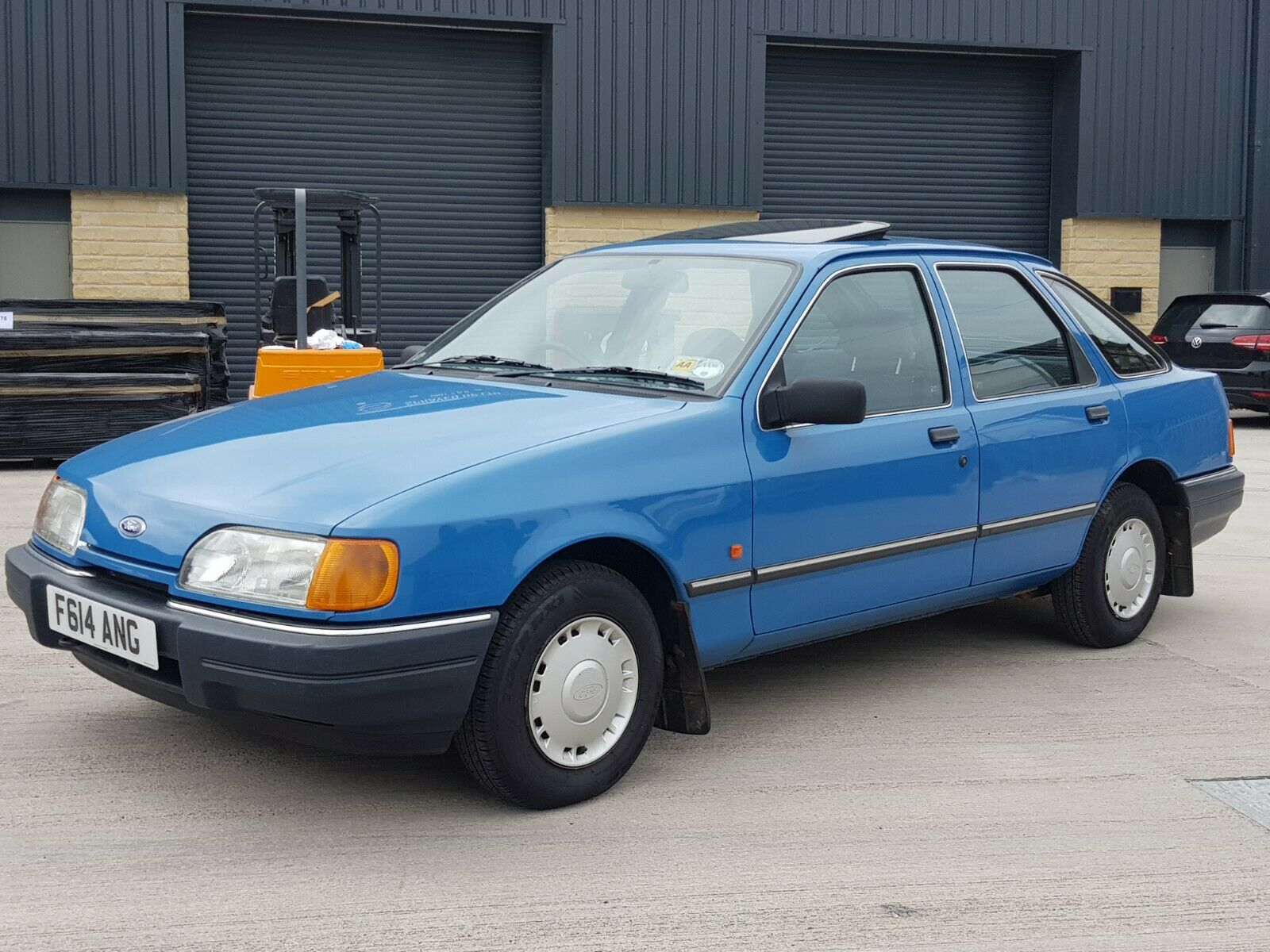 Unexceptional Classifieds: Ford Sierra L