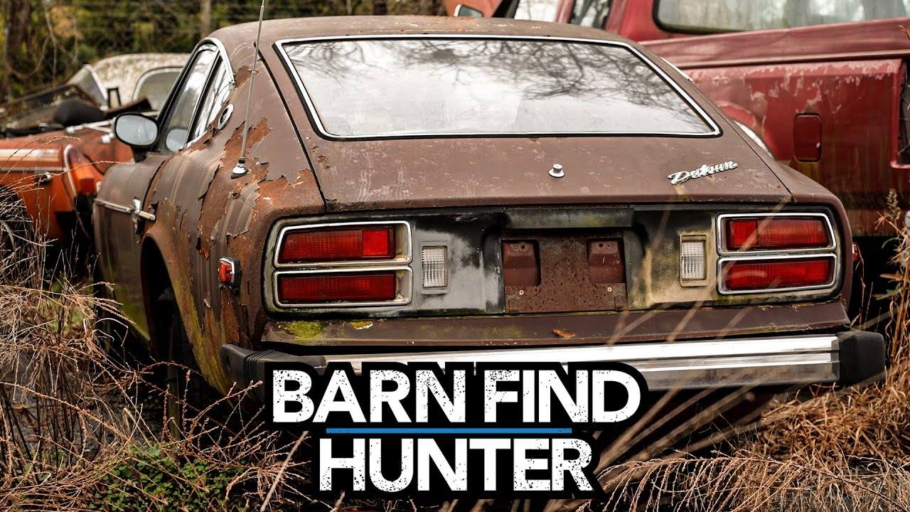 Datsun Dreamland: Tom Cotter finds a large collection of Z cars | Barn Find Hunter