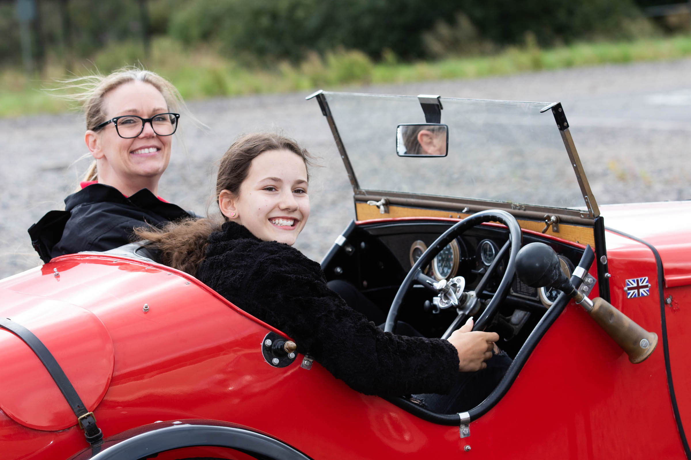 Get your kids into classic cars with British Motor Museum driving experience