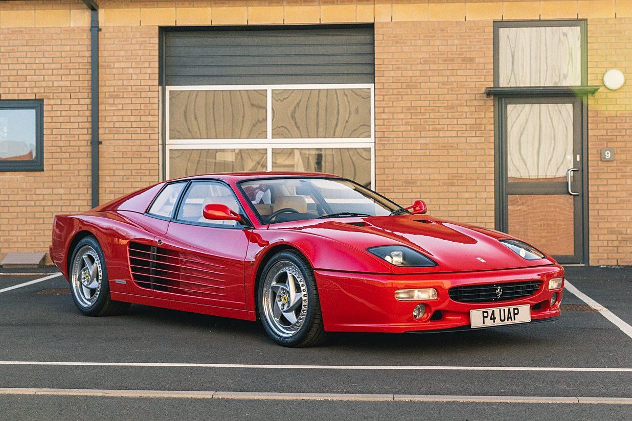 Ferrari F512M Leonard Collection