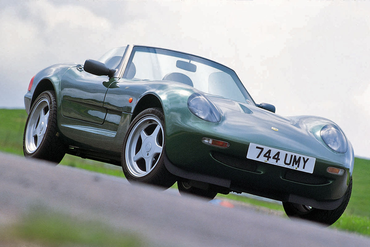 Cars that time forgot: Caterham 21
