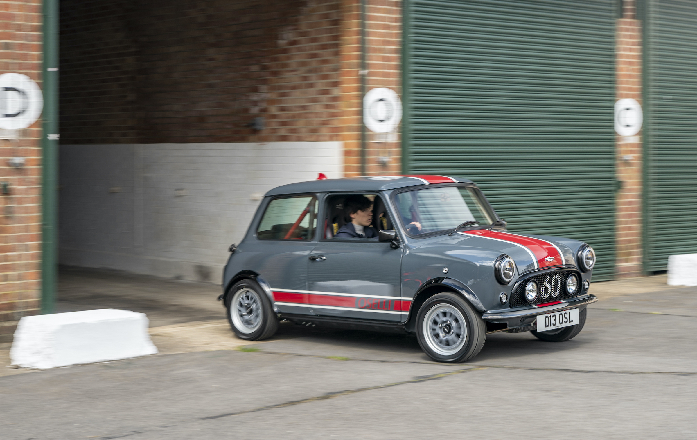Oselli Edition puts some pep in new David Brown Mini's step