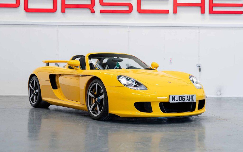 Leonard Collection Porsche Carrera GT