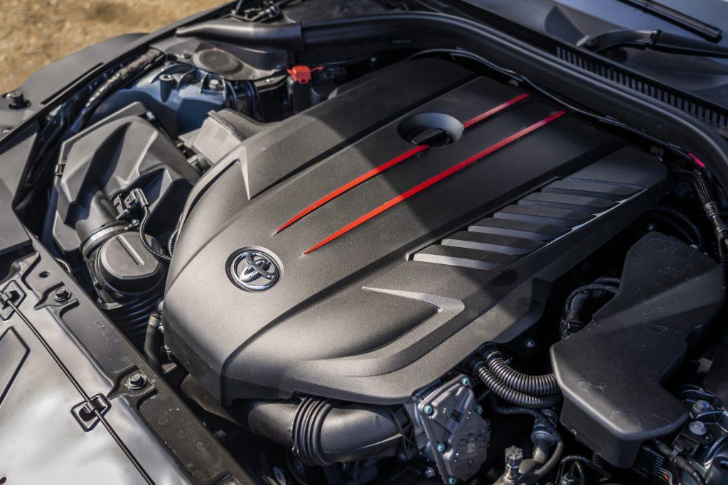 Mk5 Toyota Supra A90