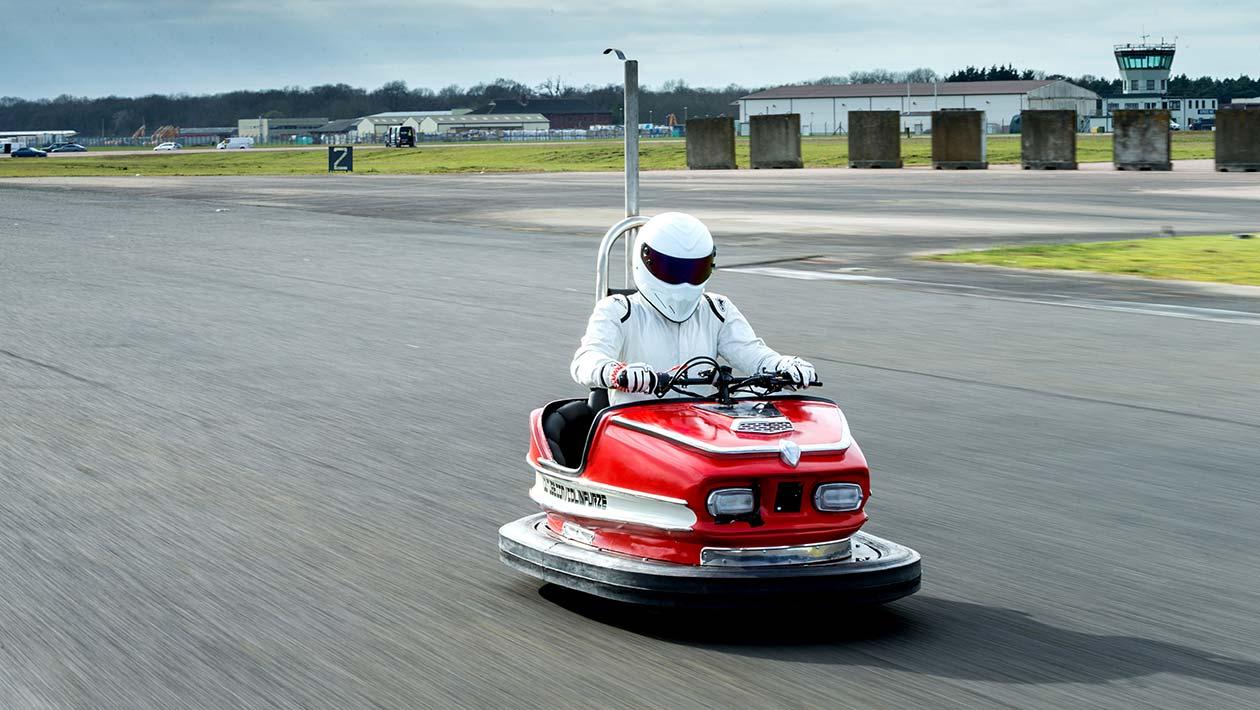 Fastest bumper car