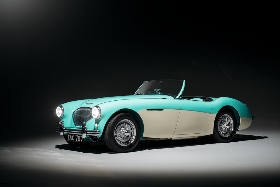 Buyer's Guide: Austin-Healey 100 and 3000