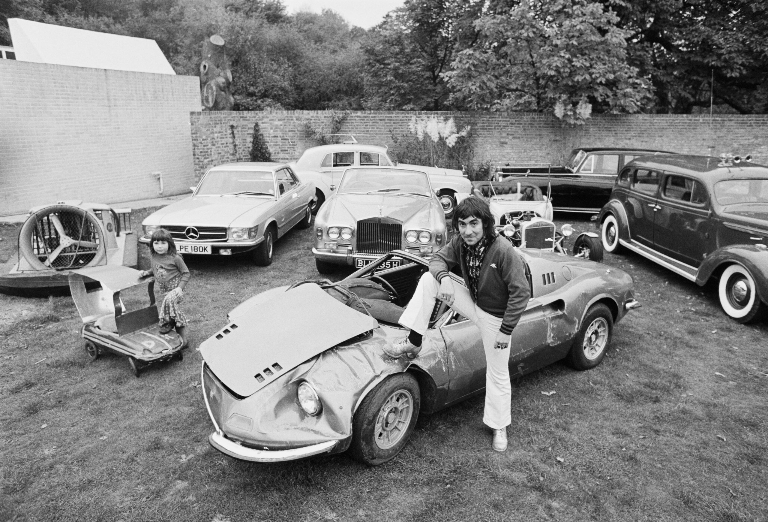 20 rock stars' cars: For those about to rock – and drive – we salute you