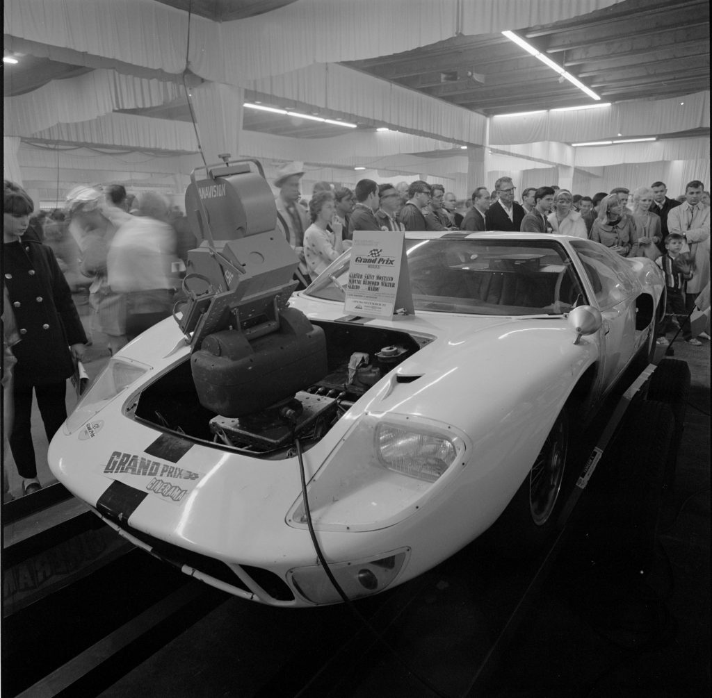 Ford GT40 camera car used during the making of Grand Prix