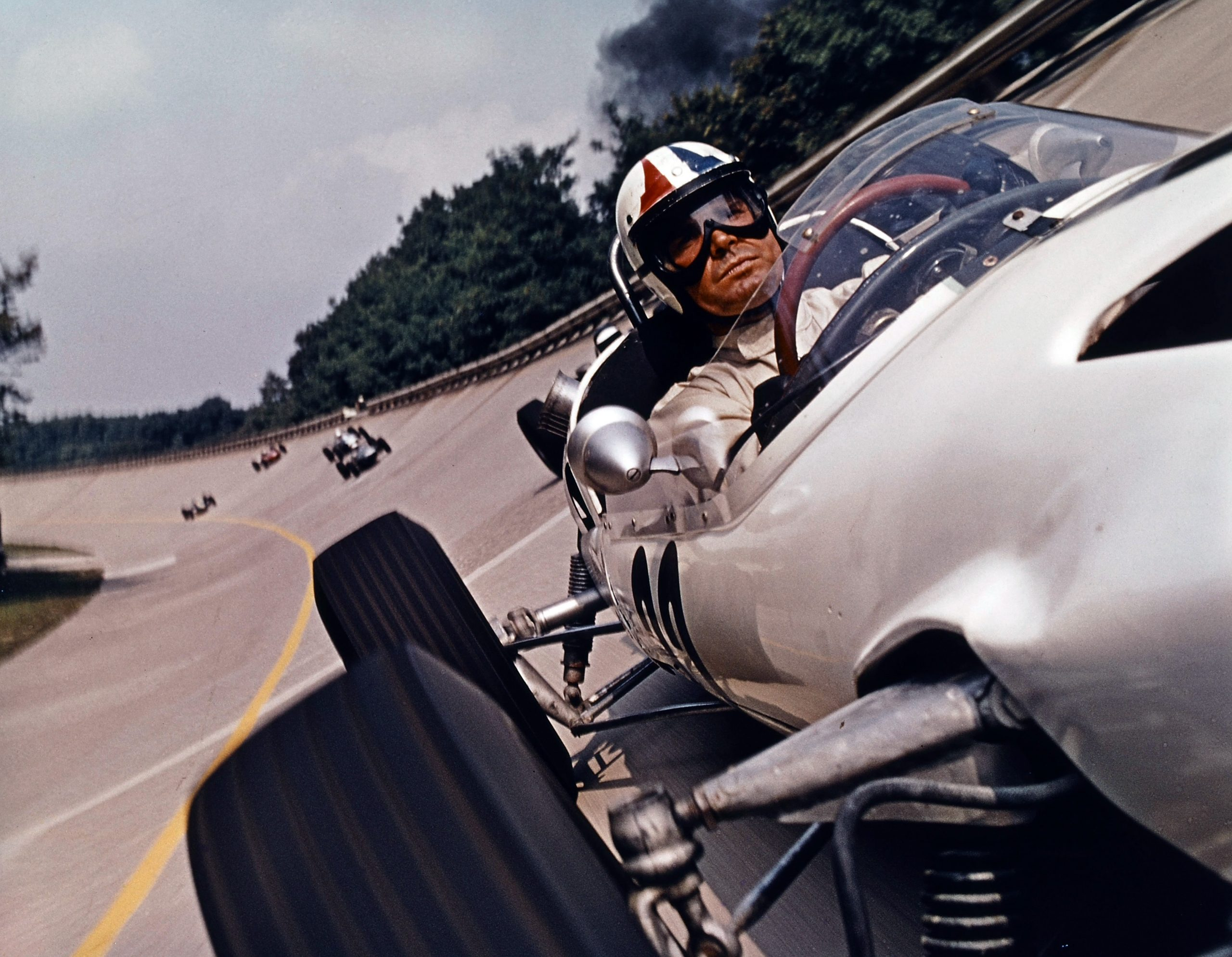 Frankenheimer's Grand Prix still has you on the edge of your seat after 55 years