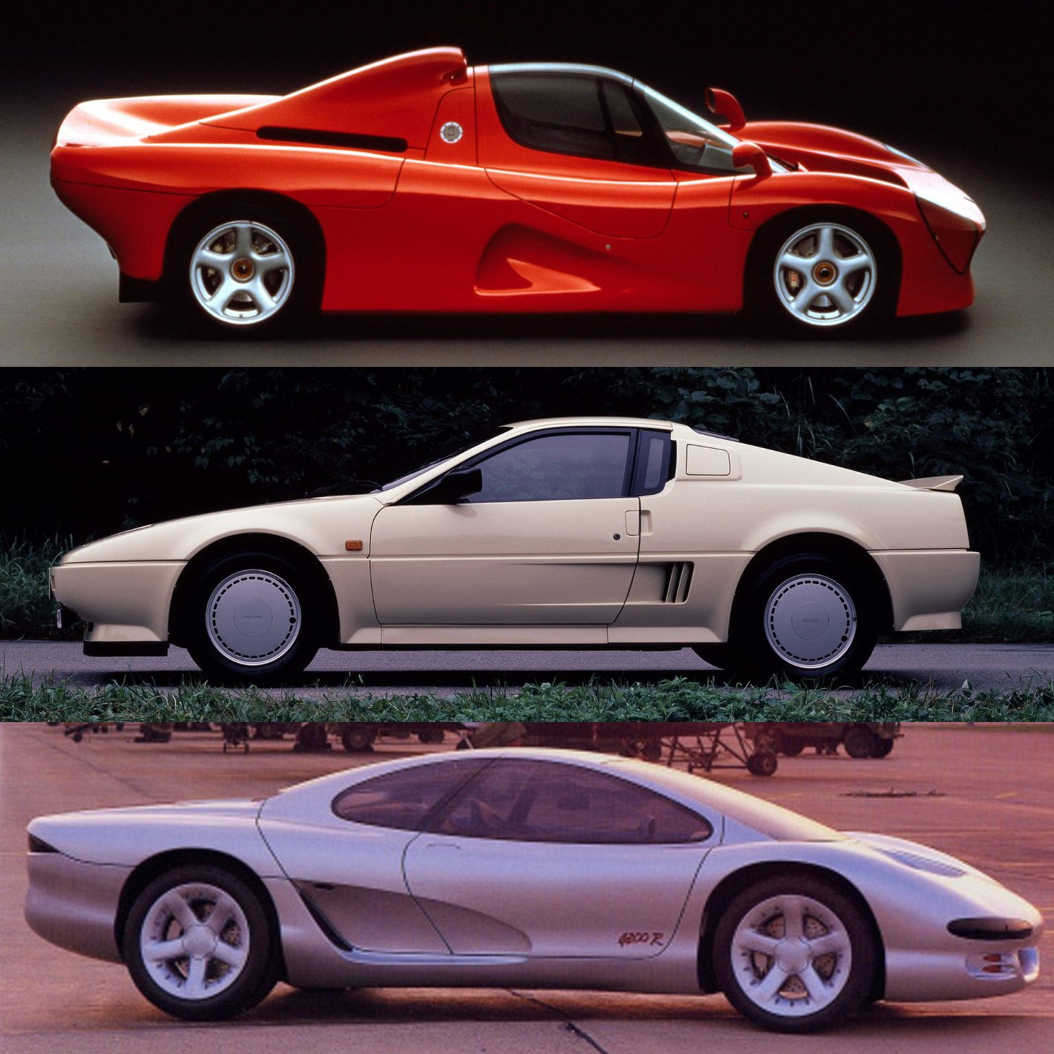 Where the NSX succeeded, these 3 mid-engined Japanese moonshots failed