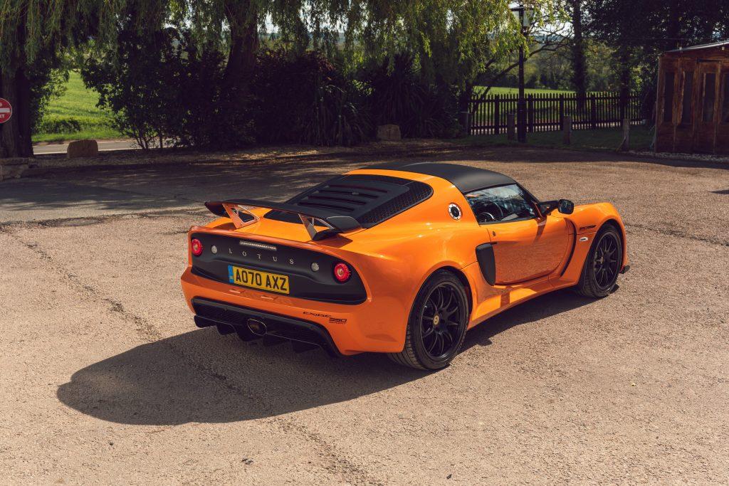 Lotus Exige 390 Sport Final Edition