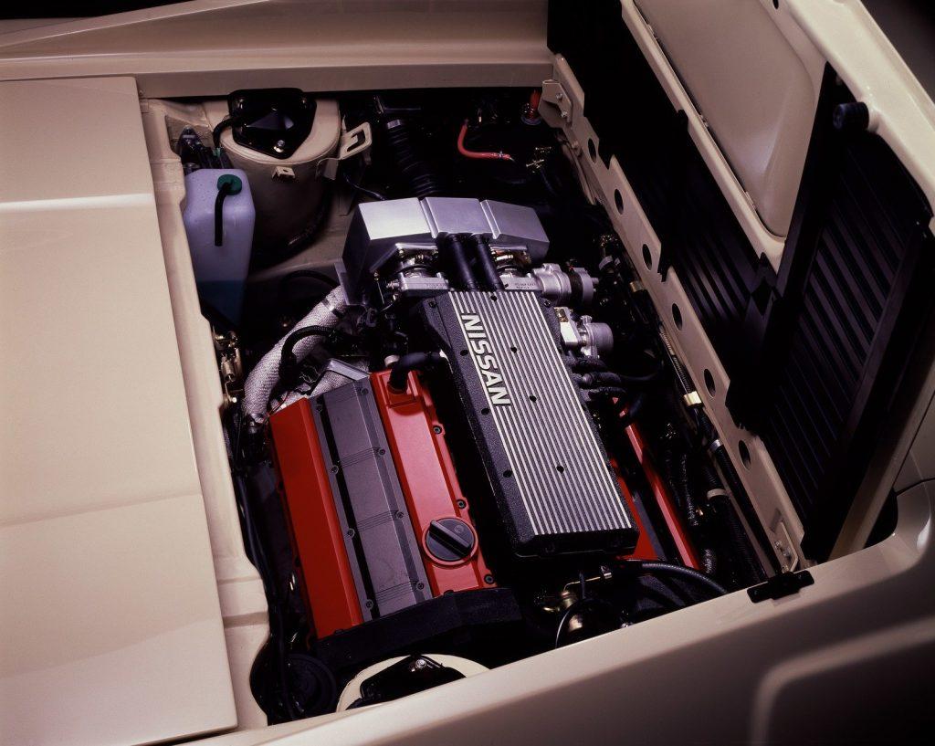 Nissan-MID4 4