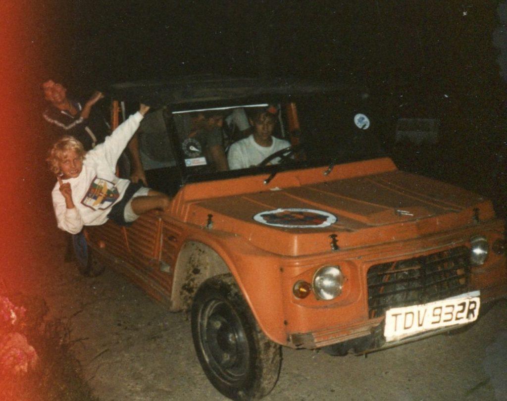 1977 Citroen Mehari The Kinks