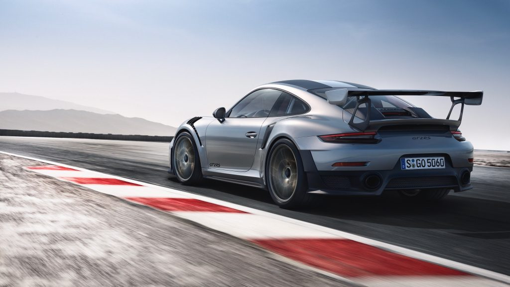Porsche 911 GT2 RS loses around 30 per cent of its value after three years