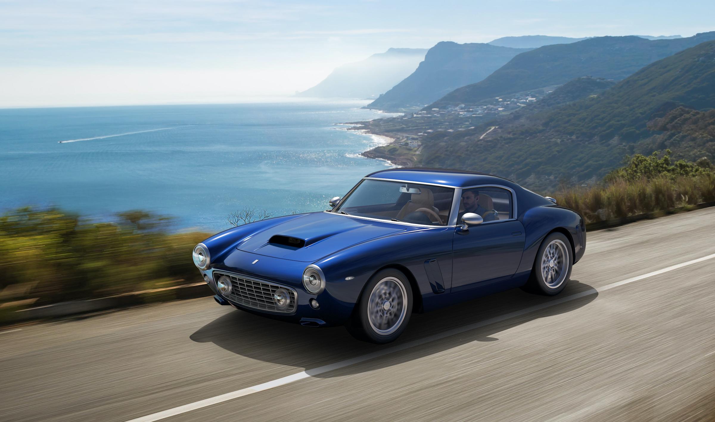 Touring car champions RML reveal new Ferrari 250 GT SWB recreation