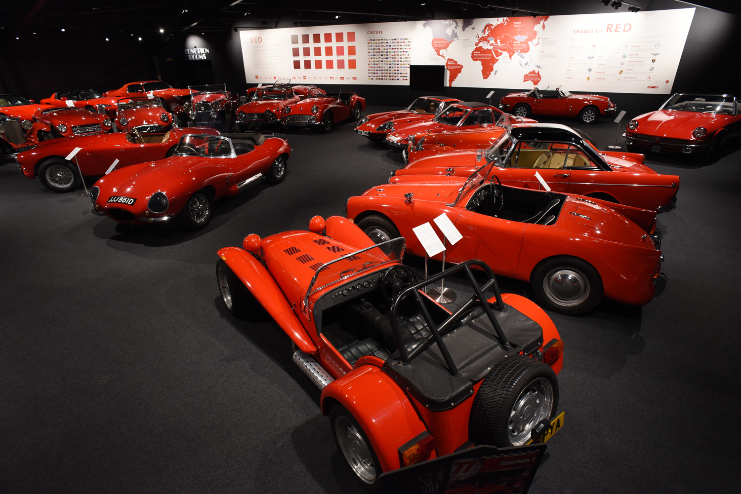 21 of the best car and motorcycle museums to visit