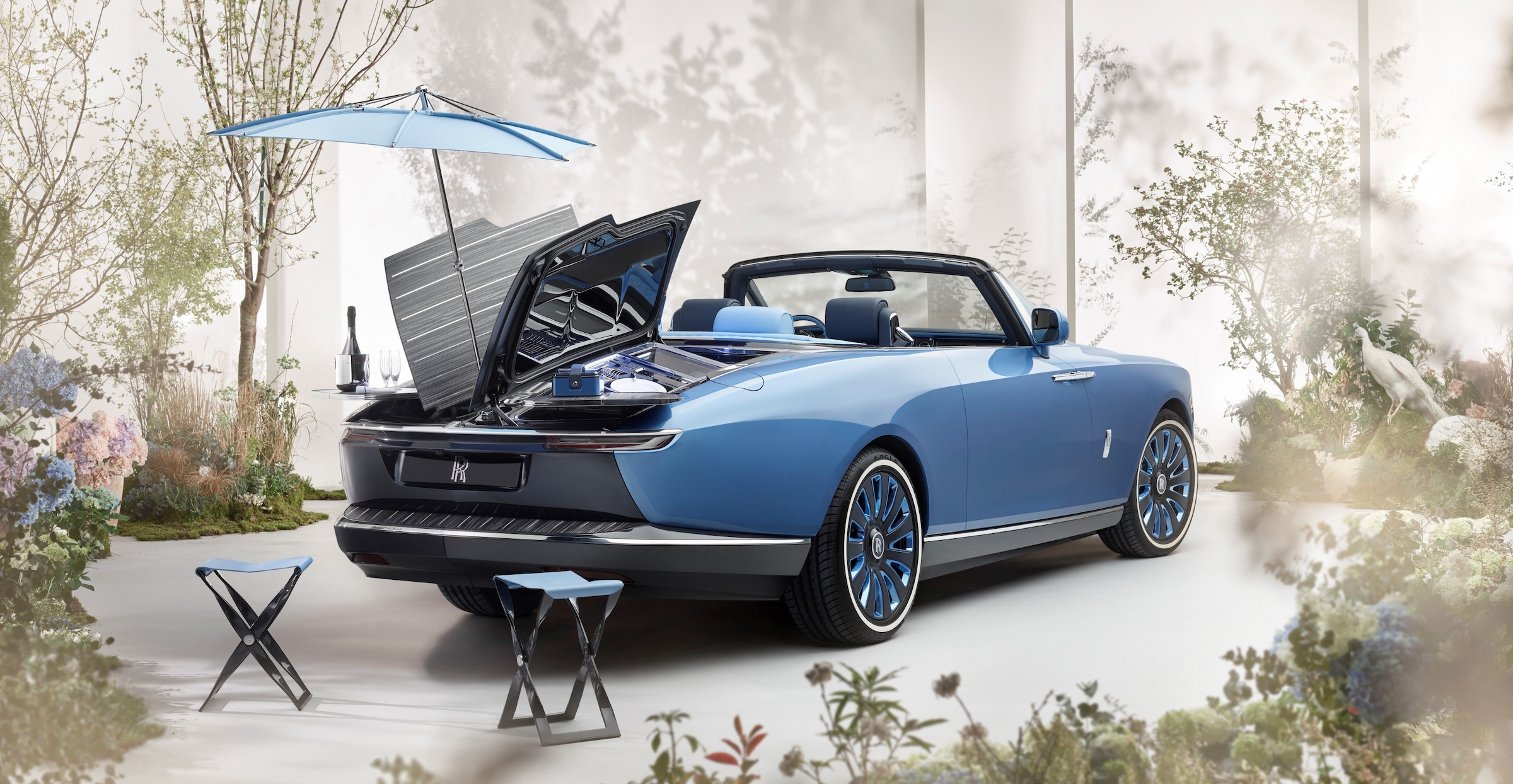 This £20m custom Rolls-Royce is perfect for a billionaire's picnic – with Beyoncé and Jay-Z