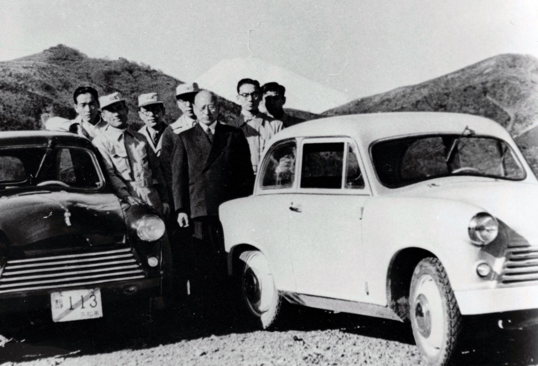 From Suzulight to Spacia, Suzuki celebrates making 25 million minicars