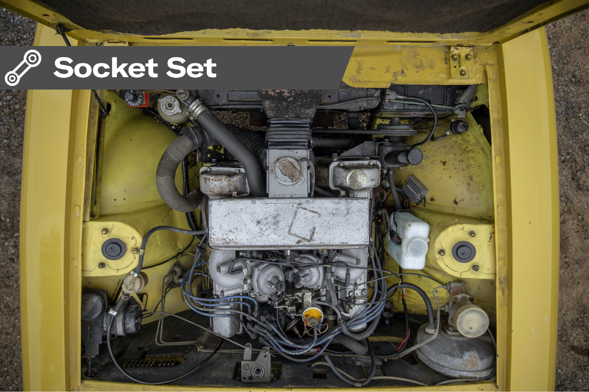 Socket Set: Maintaining your car's ignition system