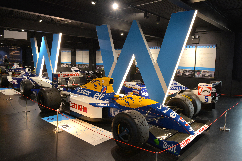 Haynes International Motor Museum_Williams F1