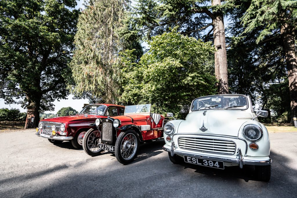 Young Driver classic car experience