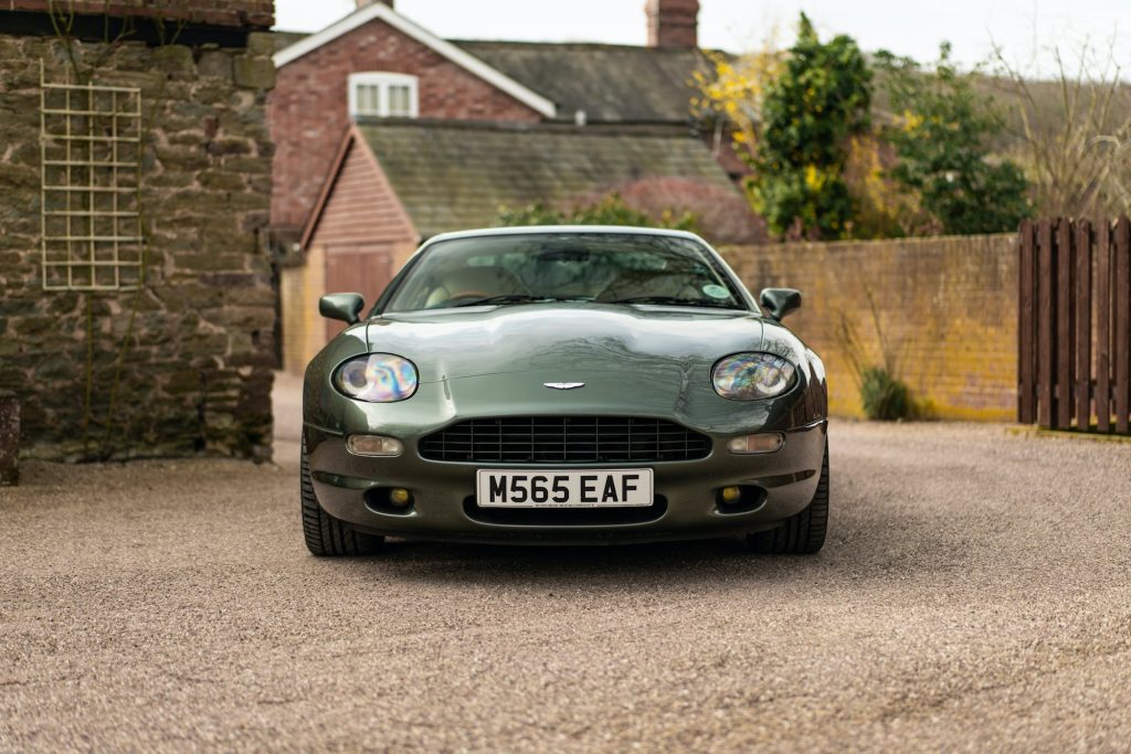 Aston Martin DB7 values_Hagerty Price Guide