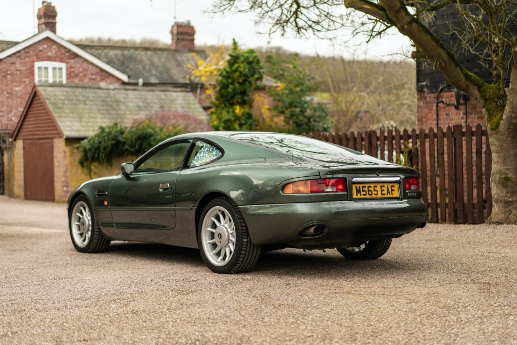 Buying Guide: Aston Martin DB7_by John Simister_Hagerty