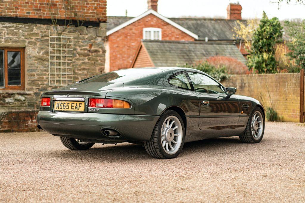 Buying an Aston Martin DB7